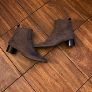 Shoes - Women's size eleven Zara booties